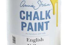 Chalk Paint® English Yellow / Chalk Paint® decorative paint by Annie Sloan