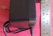 Adaptor 220V to DC12V 1A s/d 2A [ Max] untuk amplifier USB HM900