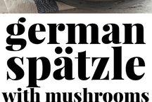 German Food