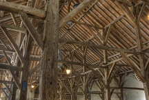 dřevěné konstrukce