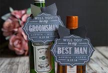 Groomsman/Bestman