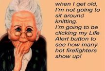 Old granny quote