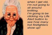 Old granny quote