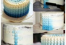 Cake decorating