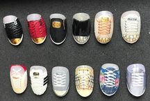 sHoEs nAiLs