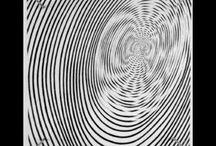 Arte optical, cinetico-visuale
