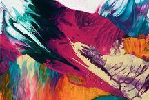 Colour / Art homework for school