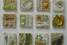Craft and Design: Inchies and Mini Art / by Carmen Martinez