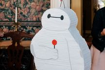 Baymax party