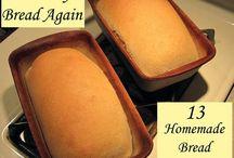 HOMEMADE BREAD (pan casero)