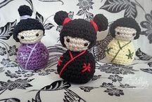 muñequitas japonesas :)