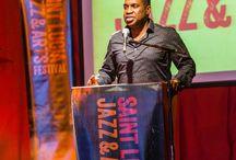 Sponsor Cheque Presentation 2015 / Saint Lucia Jazz and Arts Festival 2015 - Sponsor Cheque Presentation