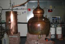 Behind the Scenes / The making of Pacific Distillery's Spirits / by Pacific Distillery