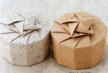 Origami Schachteln