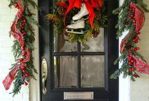 Front Door Dècor Ideas