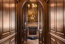 Холл - коридор - прихожая