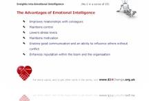 Emotional Intelligence 4 Change / Emotional Intelligence : Providing tools 4 change