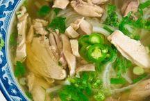 Vietnamese food;-)