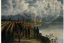 картини на историческа тематика