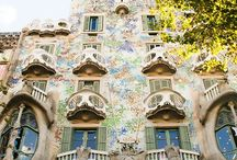 Barcelona / Inspiration for future travelling