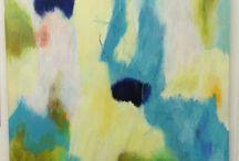 Paintings by Hanne