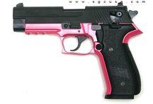 Guns / I just really like guns okay / by Jessi Carter