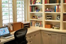 Home Offices and Workstations / by kbtribechat