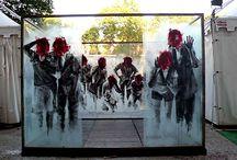 Street Art that says Something..