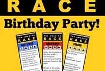 Rudy Party Ideas