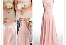 Bridesmaid Gown / Bridesmaid Dresses Gown