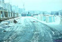 Budowa Ursynowa, lata '70