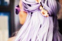 Hair I want / by Stephie Wharam