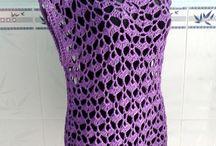 Ladies Crochet Tops