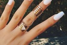 Nail and ring inspiration