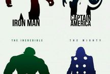 Superheros!!!!!