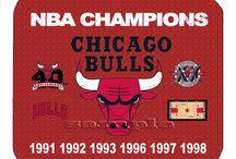 Chicago Bulls / by Leo Berto Albano
