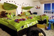 Shared Boy's Room and Nursery