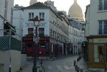 Paryż w marcu