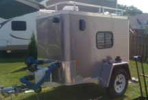 Travel Trailer Ideas & Camping
