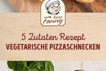 5 Zutaten Rezepte / Leckere Rezepte müssen weder lang dauern, noch schwierig sein. Wir zeigen dir ganz a la Jamie Oliver wie leicht dir nicht nur vegetarische Gerichte mit unseren frischen Teigen gelingen. Von Blätterteig bis Pizzateig.