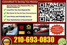 Mobile Mechanic San Antonio Auto Car Repair Service Near Me / Mobile Mechanic San Antonio, TX auto car repair service garage shop on wheels that will come to you at home, job, business office, on the site of the road or parking lot by call 210-693-0830 or visit http://sanantoniomobilemechanic.com/ for more location near me.
