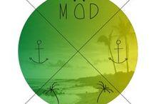 Diseño tienda Online Möd Clothing BCN / La empresa Möd Clothing Barcelona necesitaba una web mucho mas profesional que la que tenía, acorde a los proyectos en los que está trabajando. La web está maquetada 100% responsive,  con lo que se adapta a tablets y smartphones perfectamente.
