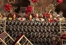 Wedding themes and wedding colors