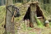 outdoor natura bushcraft
