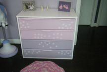 Little Girl's dresser