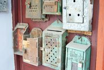 Old Post Boxes / Mailboxes