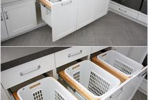 Useful laundry room