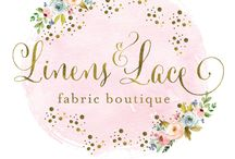 Linens and Lace Fabric Boutique