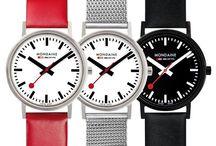 Mondaine / Mondaine Swiss railway watch