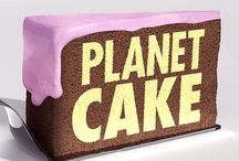Planet Cake Loves | Amazing Cake Decorators / These are all the cakes and cake decorators that Planet Cake loves and admires, there are so many incredibly talented people out there in the world of cake, they all deserve to be recognised!